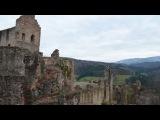 Руины замка г.Эммендинген (Германия) декабрь 2011