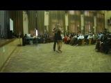Школьный танец под